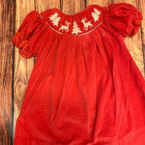 Other - Boutique Christmas dress